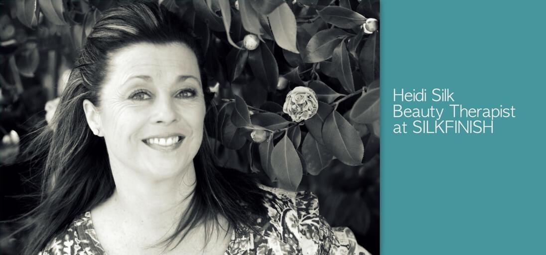 Heidi Silk Is The Beauty Therapist At Silk Finish Beauty Salon In Marlborough