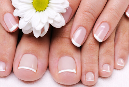 Nail Treatments Are Provided By Silk Finish Beauty Salon In Blenheim